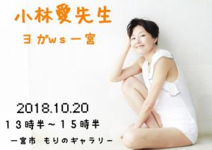 愛知県  一宮市   10/20(土)